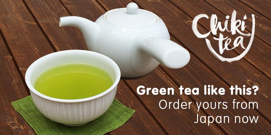 Chiki Tea - Buy Japan's Best Green Tea Online